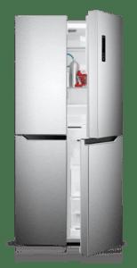 Хладилник с фризер Finlux FMD-4X471NF , 401 l, A+ , No Frost